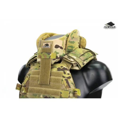 Universal neck protection - Ars Arma