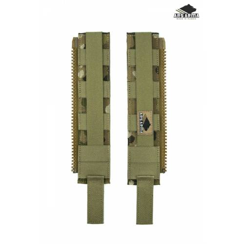 MOLLE Zip-on adapter - Ars Arma