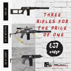Airsoft Rifles here you can buy best replicas from Russia