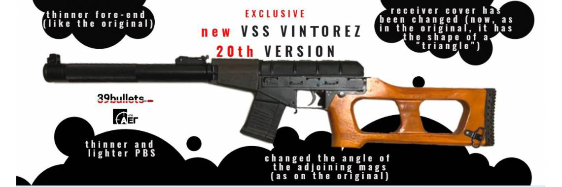 "VSS ""VINTOREZ"" new version"