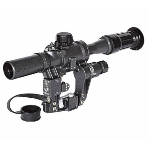 "OPTICAL SIGHT ""PSO 4X24"" by NPZ"