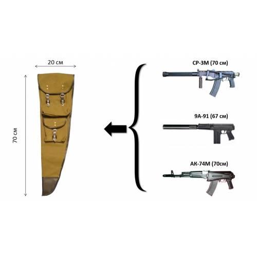 case for rifles - Kalashnikov