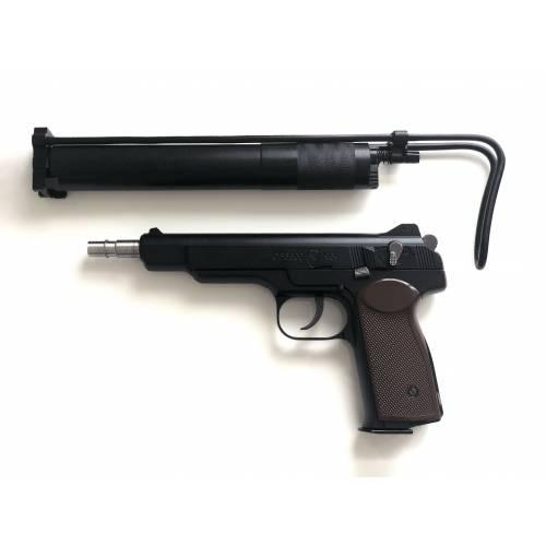 "Pistol silent APB ""Stechkin"" (6p13) airsoft - KNAYZ"