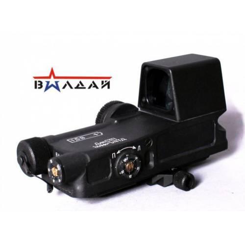 Sight Collimator VALDAI PK-120 (1p87) - VALDAI