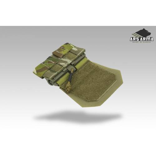 MOLLE Tubes adapter - Ars Arma