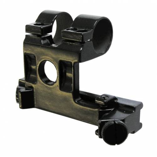 Arms for sights are designed to mount optical, collimator and night sights on weapons.